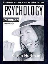 Portada del libro 9781118289464 Psychology in Action Study Guide