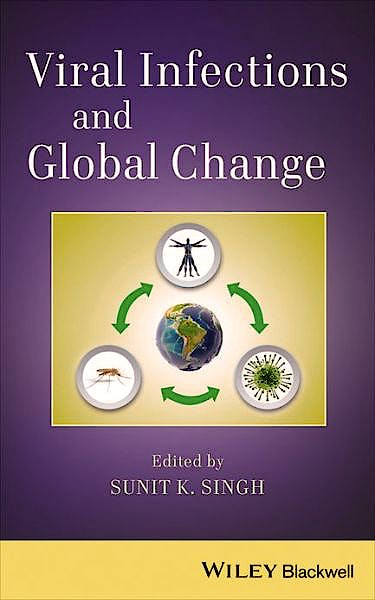 Portada del libro 9781118297872 Viral Infections and Global Change