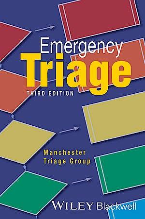 Portada del libro 9781118299067 Emergency Triage
