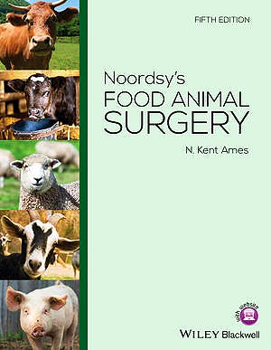 Portada del libro 9781118352601 Noordsy's Food Animal Surgery