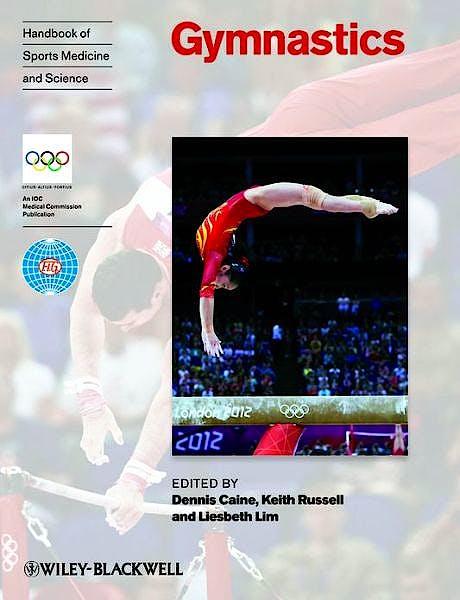 Portada del libro 9781118357583 Handbook of Sports Medicine and Science. Gymnastics