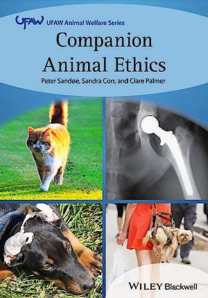 Portada del libro 9781118376690 Companion Animal Ethics