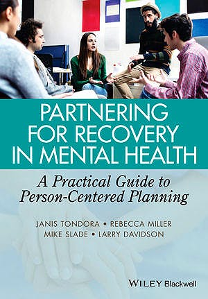 Portada del libro 9781118388570 Partnering for Recovery in Mental Health. a Practical Guide to Person-Centered Planning