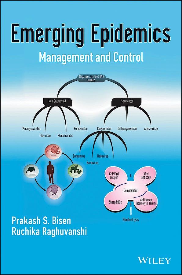 Portada del libro 9781118393239 Emerging Epidemics. Management and Control