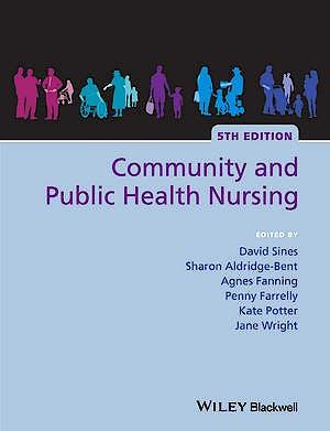 Portada del libro 9781118396940 Community and Public Health Nursing