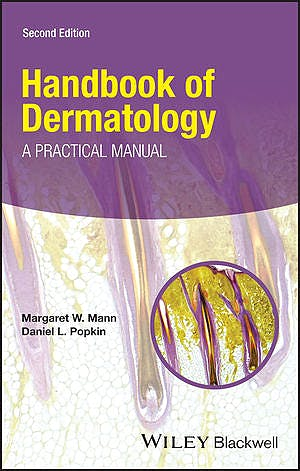 Portada del libro 9781118408544 Handbook of Dermatology. A Practical Manual
