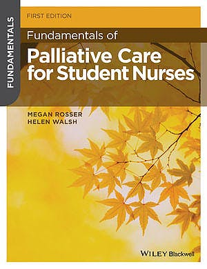 Portada del libro 9781118437803 Fundamentals of Palliative Care for Student Nurses