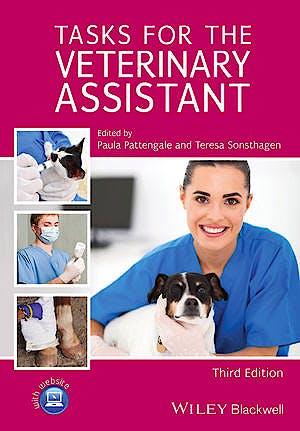 Portada del libro 9781118440780 Tasks for the Veterinary Assistant