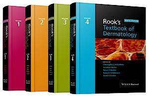 Portada del libro 9781118441190 Rook's Textbook of Dermatology, 4 Vols.