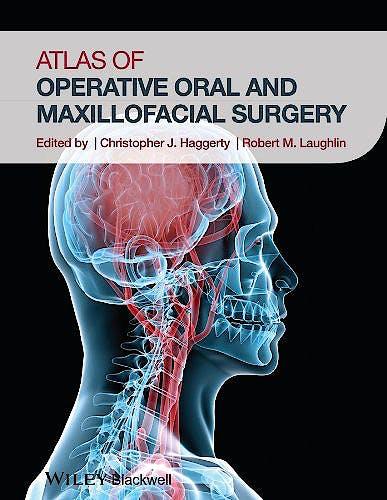 Portada del libro 9781118442340 Atlas of Operative Oral and Maxillofacial Surgery