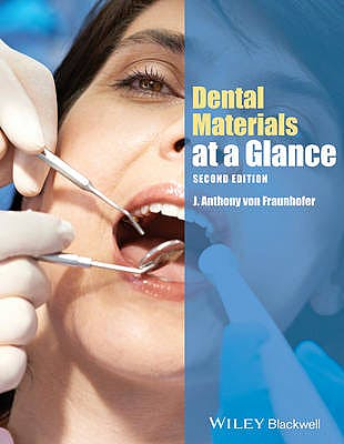 Portada del libro 9781118459966 Dental Materials at a Glance