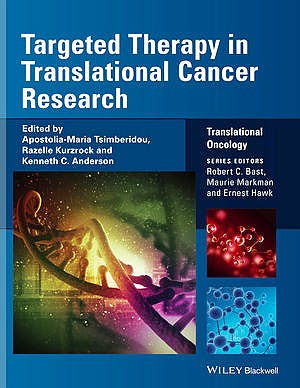 Portada del libro 9781118468579 Targeted Therapy in Translational Cancer Research