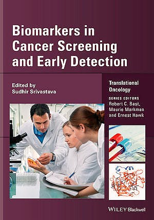 Portada del libro 9781118468807 Biomarkers in Cancer Screening and Early Detection