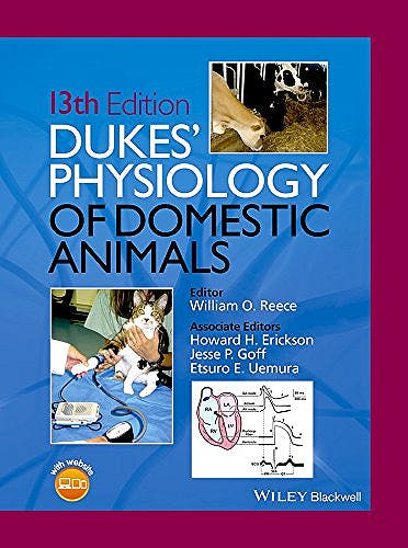 Portada del libro 9781118501399 Dukes' Physiology of Domestic Animals