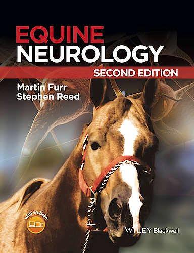 Portada del libro 9781118501474 Equine Neurology