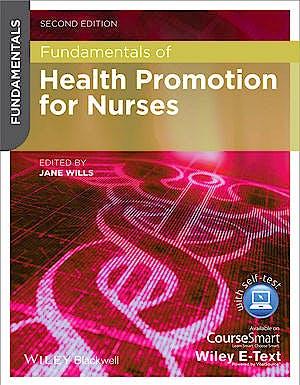 Portada del libro 9781118515778 Fundamentals of Health Promotion for Nurses