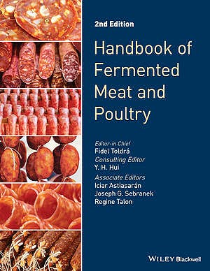 Portada del libro 9781118522691 Handbook of Fermented Meat and Poultry