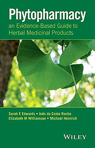 Portada del libro 9781118543566 Phytopharmacy. An Evidence-Based Guide to Herbal Medicinal Products