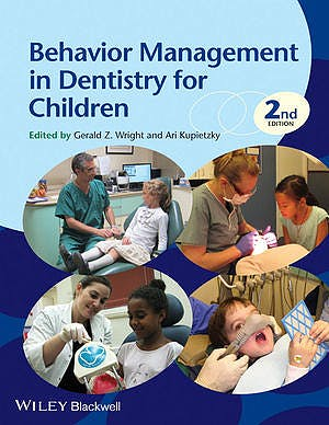 Portada del libro 9781118547533 Behavior Management in Dentistry for Children