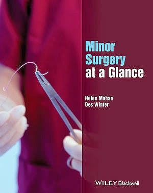 Portada del libro 9781118561447 Minor Surgery at a Glance