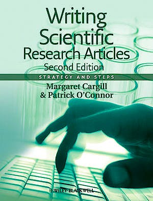 Portada del libro 9781118570708 Writing Scientific Research Articles. Strategy and Steps