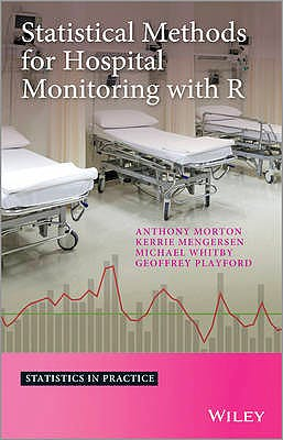 Portada del libro 9781118596302 Statistical Methods for Hospital Monitoring with R