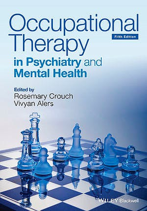 Portada del libro 9781118624227 Occupational Therapy in Psychiatry and Mental Health