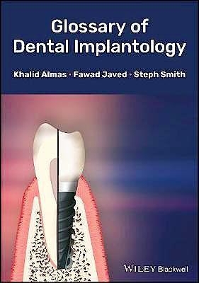 Portada del libro 9781118626887 Glossary of Dental Implantology