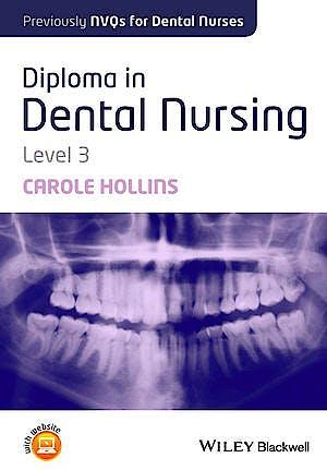 Portada del libro 9781118629482 Diploma in Dental Nursing, Level 3