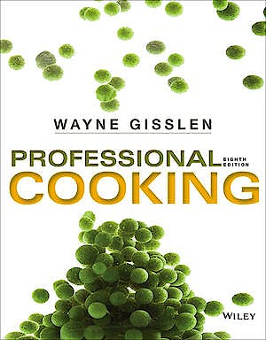Portada del libro 9781118636756 Study Guide to Accompany Professional Cooking (Softcover)