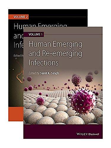 Portada del libro 9781118644713 Human Emerging and Re-Emerging Infections Set