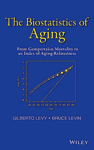Portada del libro 9781118645857 The Biostatistics of Aging. from Gompertzian Mortality to an Index of Aging-Relatedness