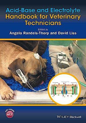 Portada del libro 9781118646540 Acid-Base and Electrolyte Handbook for Veterinary Technicians