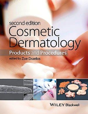 Portada del libro 9781118655580 Cosmetic Dermatology. Products and Procedures