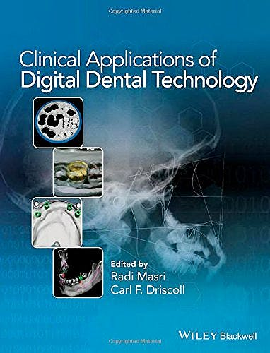 Portada del libro 9781118655795 Clinical Applications of Digital Dental Technology