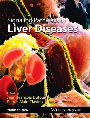 Portada del libro 9781118663394 Signaling Pathways in Liver Diseases