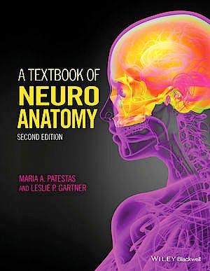 Portada del libro 9781118677469 A Textbook of Neuroanatomy