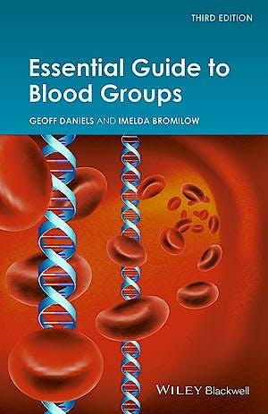 Portada del libro 9781118688922 Essential Guide to Blood Groups