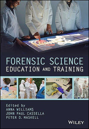 Portada del libro 9781118689233 Forensic Science Education and Training