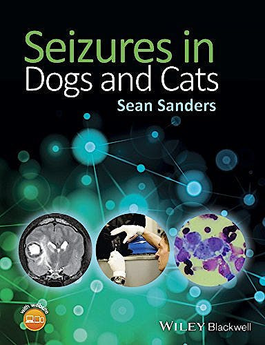 Portada del libro 9781118689745 Seizures in Dogs and Cats