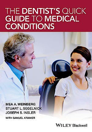 Portada del libro 9781118710111 The Dentist's Quick Guide to Medical Conditions
