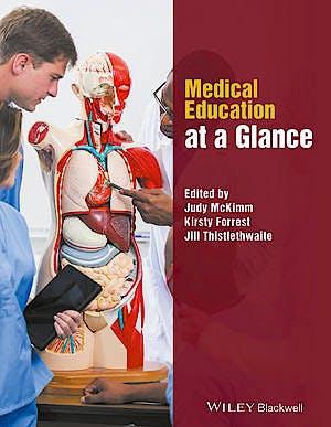Portada del libro 9781118723883 Medical Education at a Glance