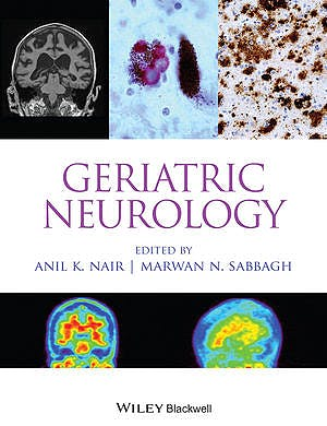 Portada del libro 9781118730683 Geriatric Neurology