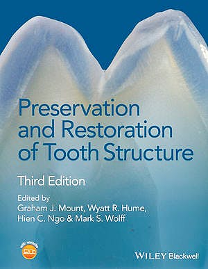 Portada del libro 9781118766590 Preservation and Restoration of Tooth Structure