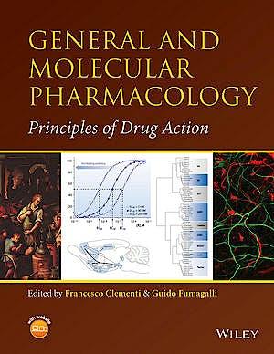 Portada del libro 9781118768570 General and Molecular Pharmacology. Principles of Drug Action