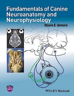 Portada del libro 9781118771761 Fundamentals of Canine Neuroanatomy and Neurophysiology