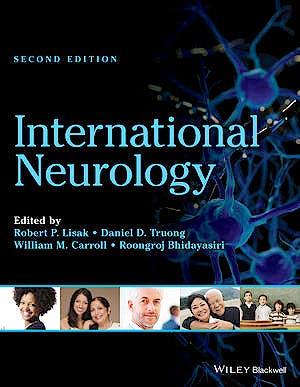 Portada del libro 9781118777367 International Neurology