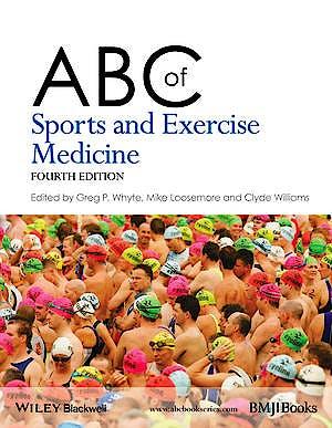 Portada del libro 9781118777527 ABC of Sports and Exercise Medicine