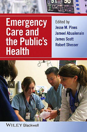 Portada del libro 9781118779804 Emergency Care and the Public's Health