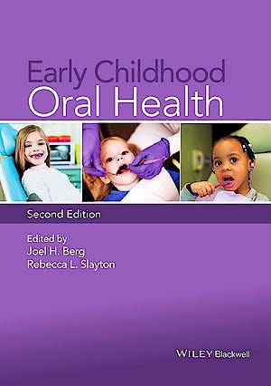 Portada del libro 9781118792100 Early Childhood Oral Health